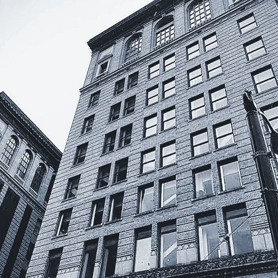 The Architect - 2017 EyeEm Awards Low Angle View Architecture Building Exterior City Veiwpoint Of A Homeless Seattle Girl Seattle, Washington Skyscraper Low Angle View Architecture