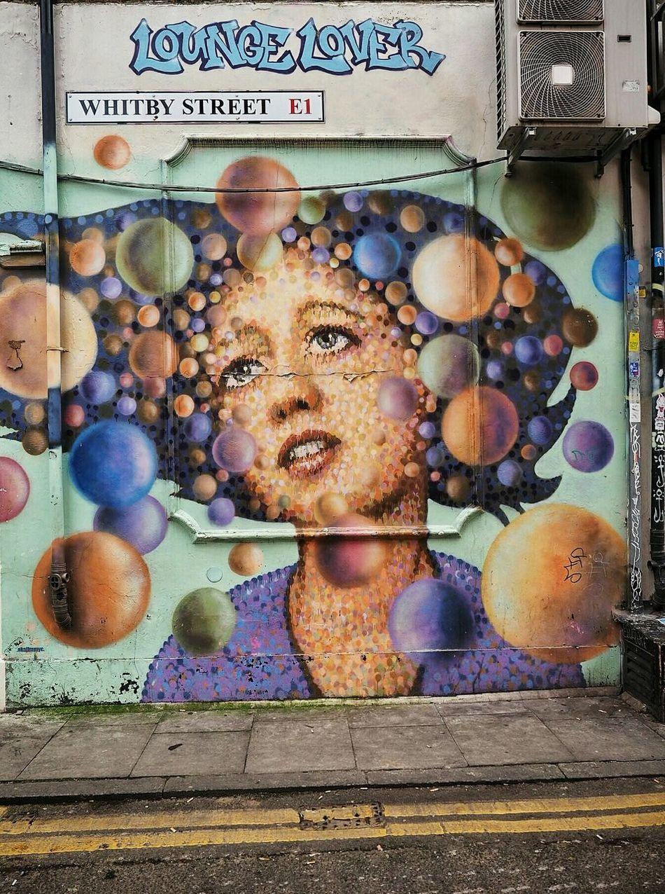 East End graffiti East London LdnGraff London Graffiti Graffiti Art