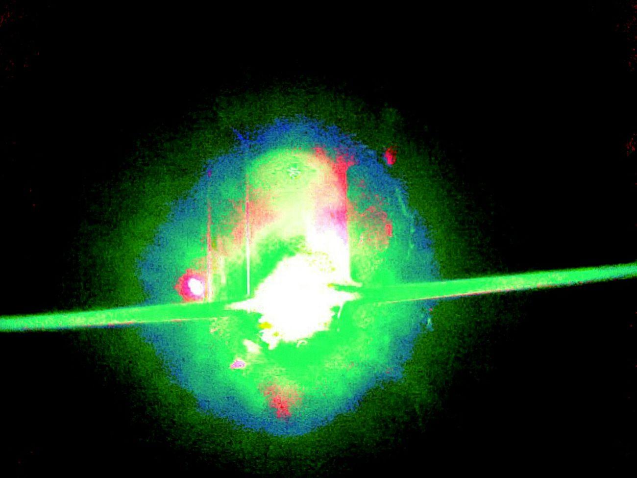 Laserbeam Laser Alien Alienbaby