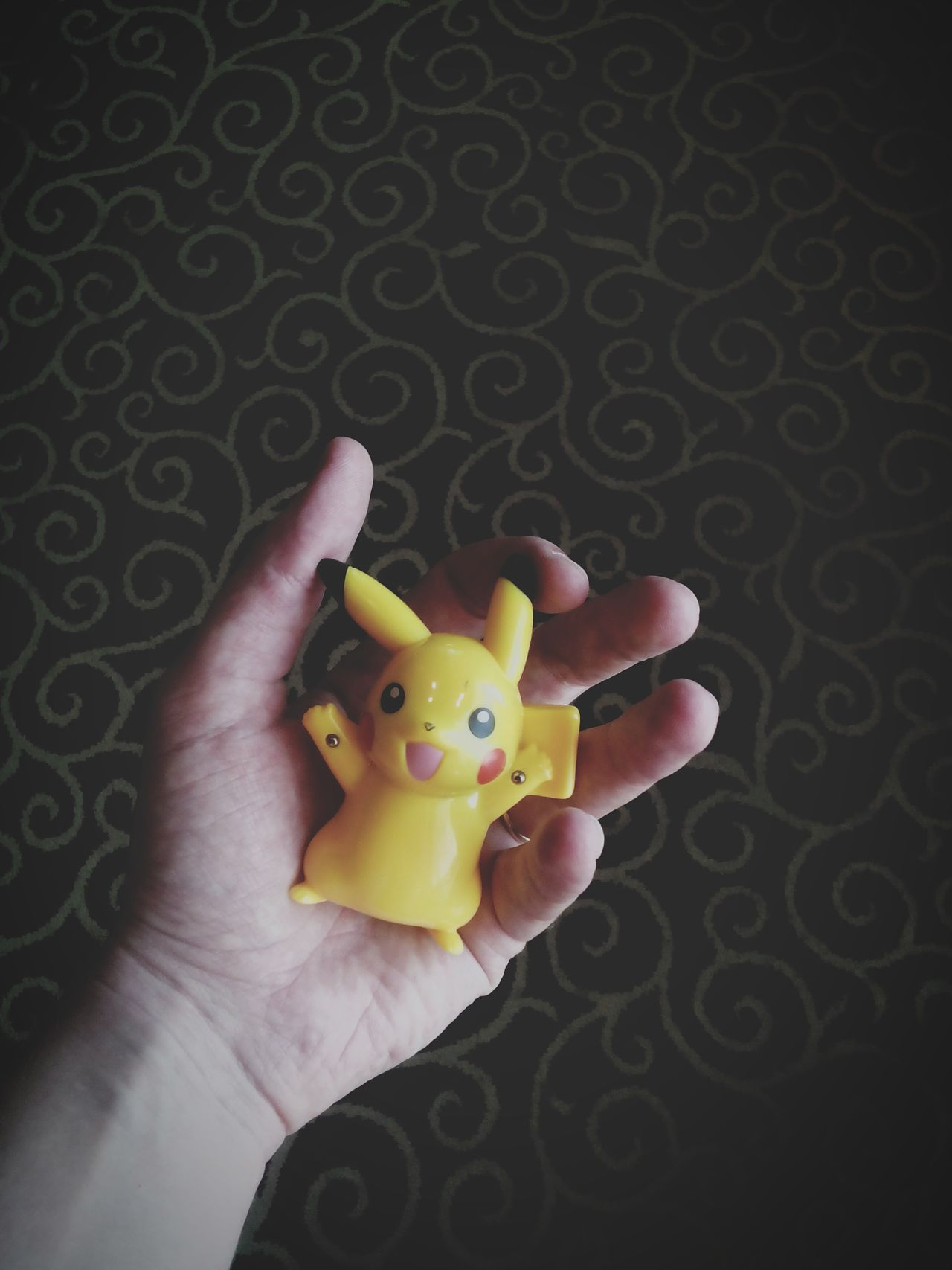 Catching pikachu Pokemon Go Pikachu Toys Game Kids Hand Catch Fun