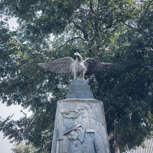 WWI monument in Alcedar village Moldova Monument Wwi Rural vscocam