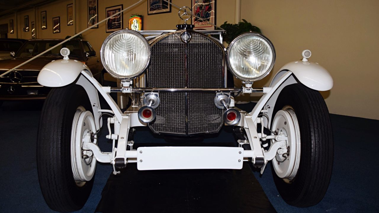 Vintage Cars Cars Auto Museum Travel Motors Mercedes
