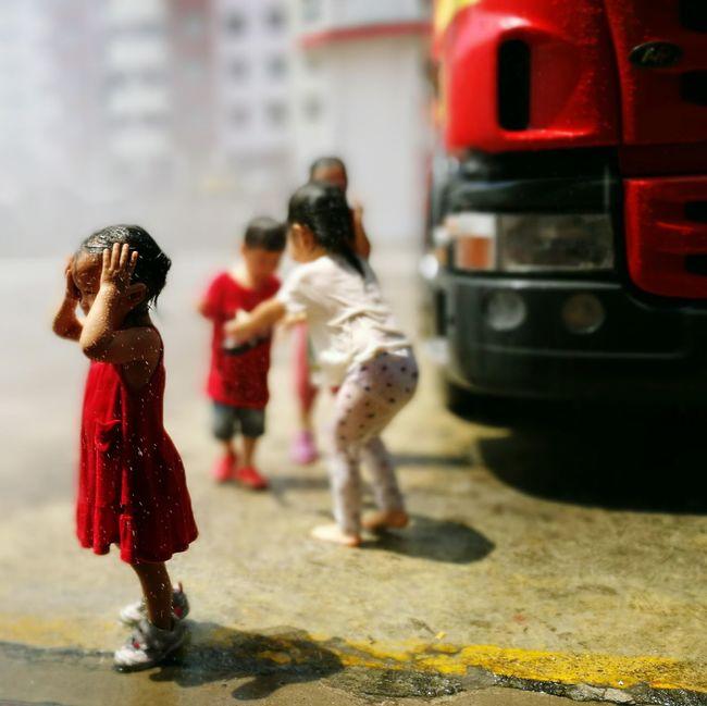 Rain gets in your eyes Kuala Lumpur Malaysia HuaweiP9 Showcase July Bomba Malaysia
