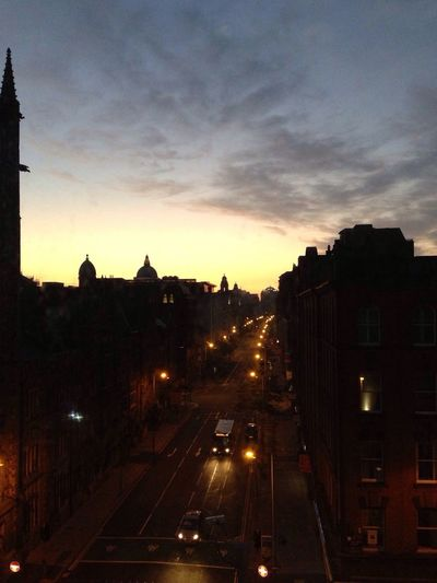 Belfast In the morning Northern Ireland