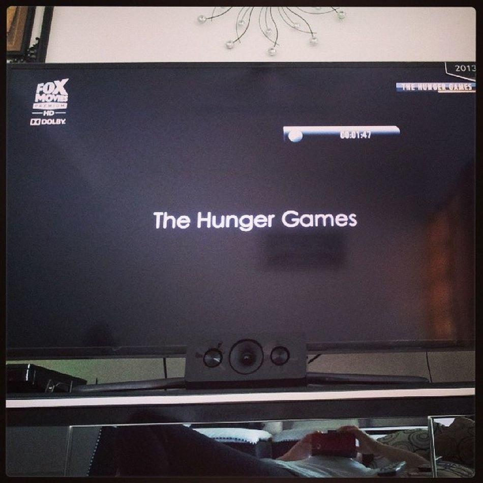Movie marathon begins now!! Howispendmy2nddayofnewyear