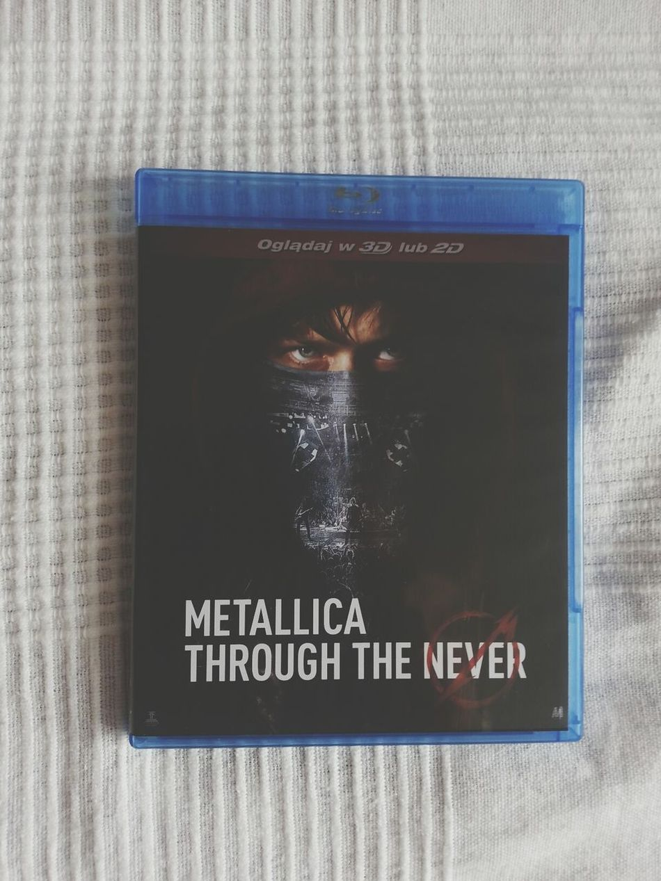 For the 6th time... Metallica Through The Never MOVIE My Favourite Band.