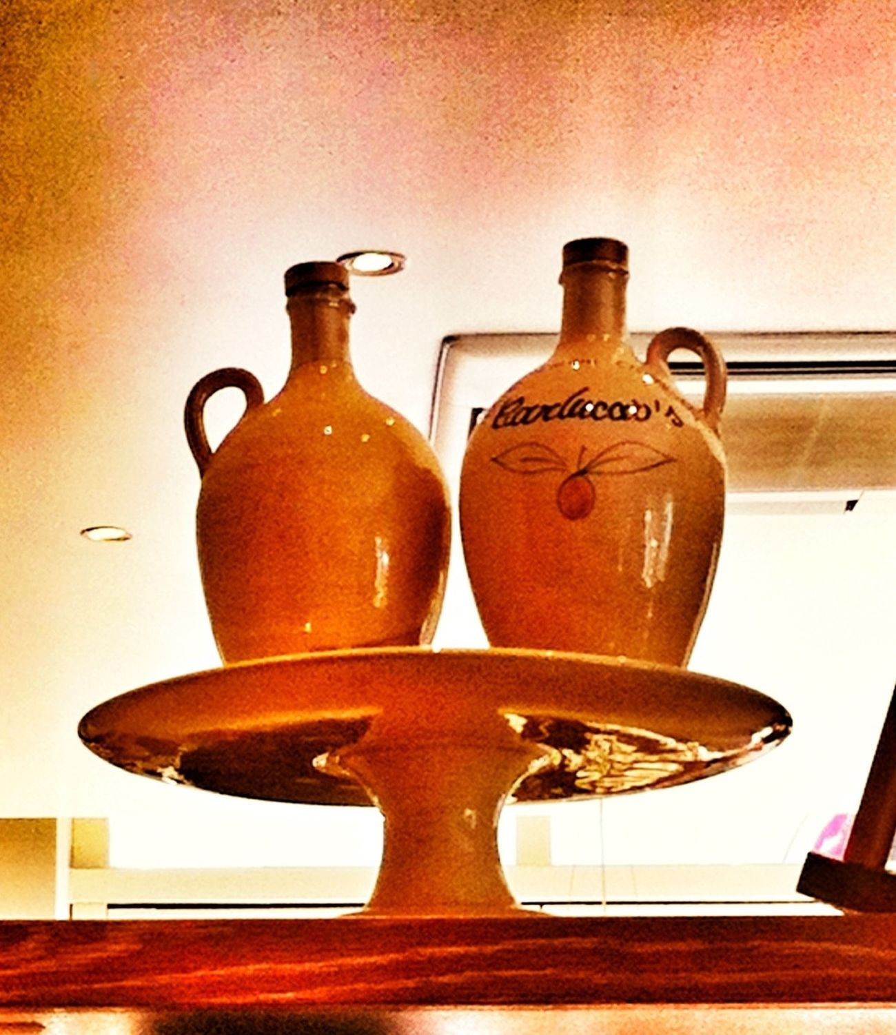 Out And About At Carluccio's Jugs