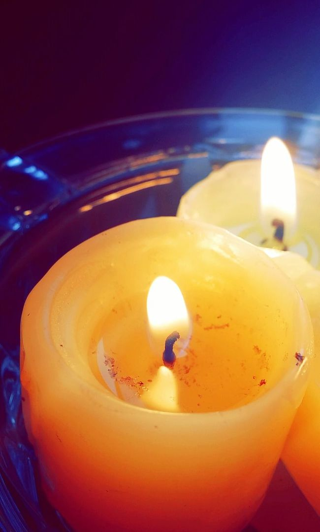 Candlelight Yellow Light Candle Flame I Dissolved In This Beauty 🌚 Lights And Shadows Silence Of The Night