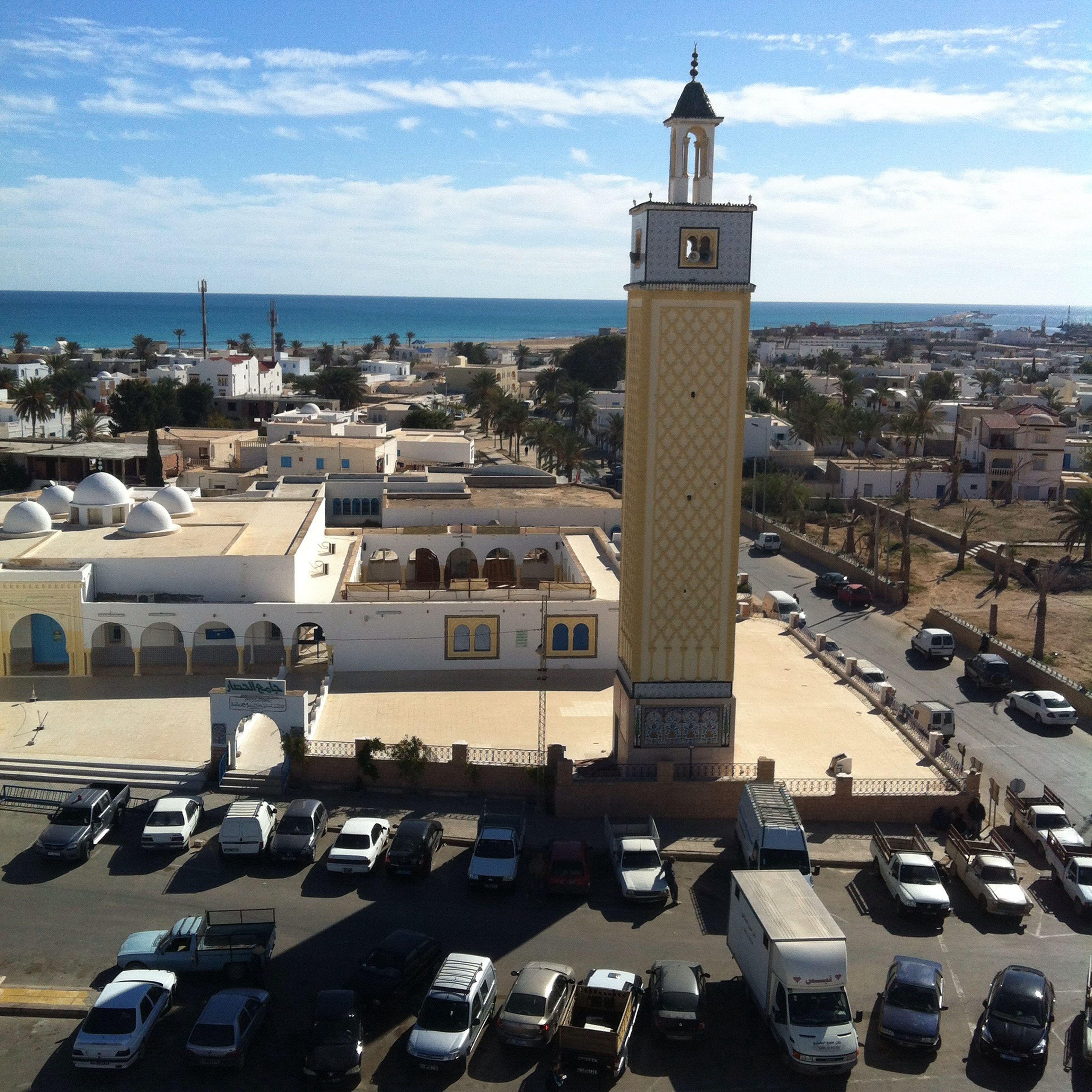 La grande mosquée de zarzisiens