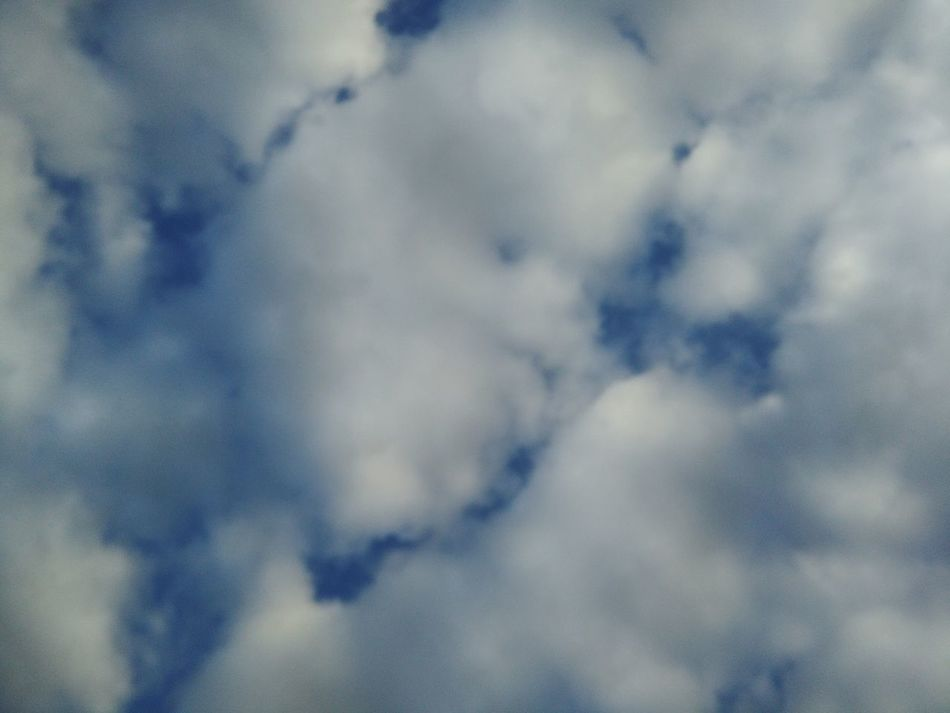 Clouds And Sky Clouds Blue Sky Sky And Clouds Cotton Candy Sky Awesome Mobile Photography Oneplus One Colour Of Life