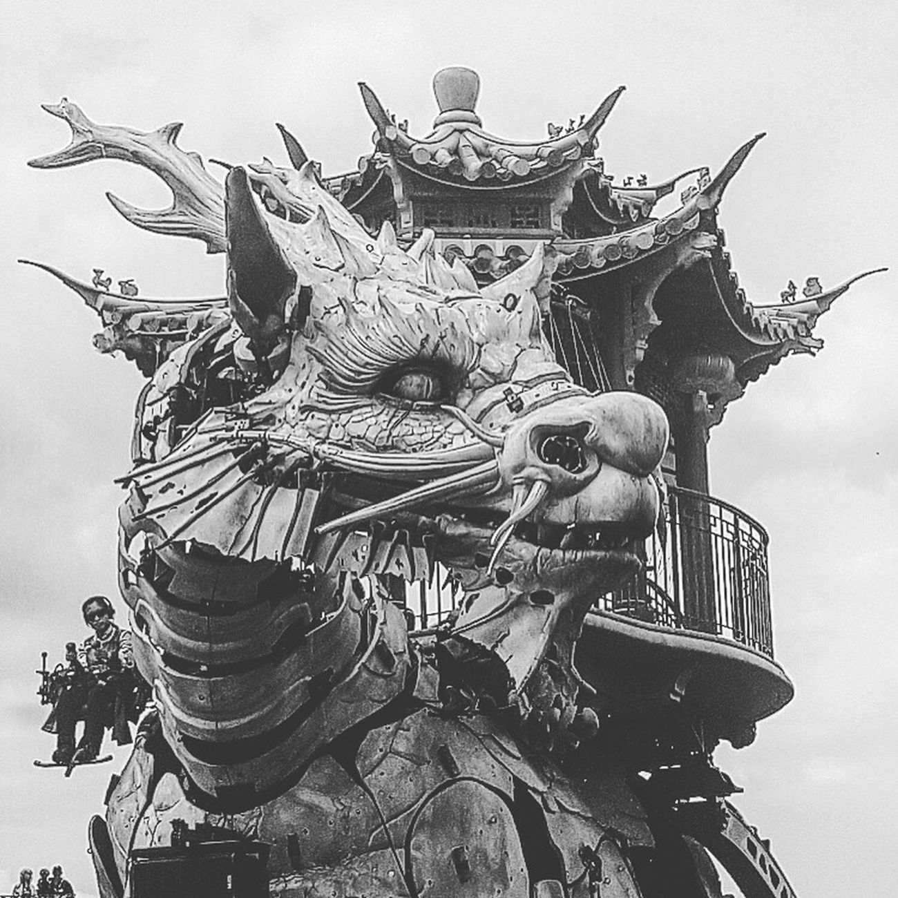 Dragon Nantes Machinesdelile