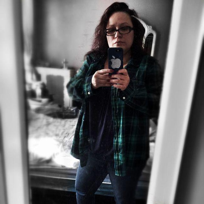 Selfie That's Me Hi! Bored.