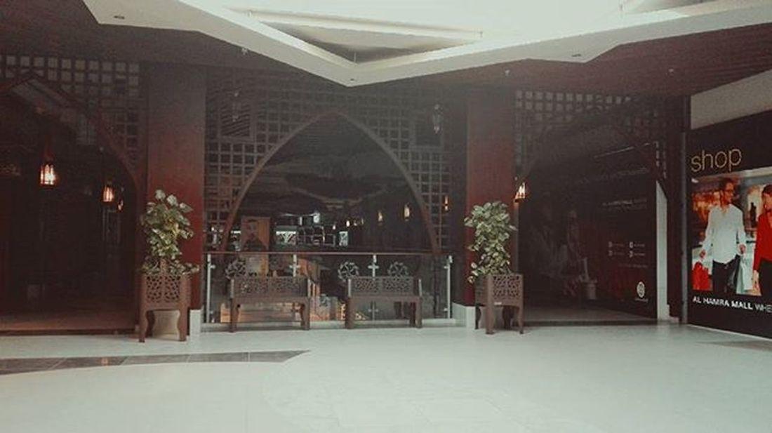 """~""""Sometimes You Just Need To Disconnect And Enjoy Your Own Company."""" 💭🌌 . . . . Mallalone Mall Morning Vibe Alhamra Alhamramall Alhamravillage Hilton Rak UAE Dubai Jazeera Babalbhar Instauae Instagood Likesforlikes Like4like Follow4follow Followforfollow"""
