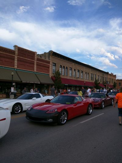 Spearfish Taking Photos Southdakota Carporn CarShow corvette2015