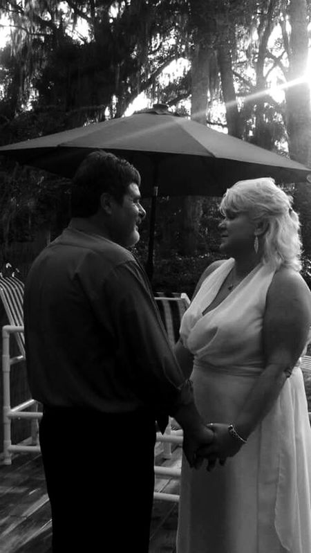 B&W Portrait Wedding Love ♥ Memories