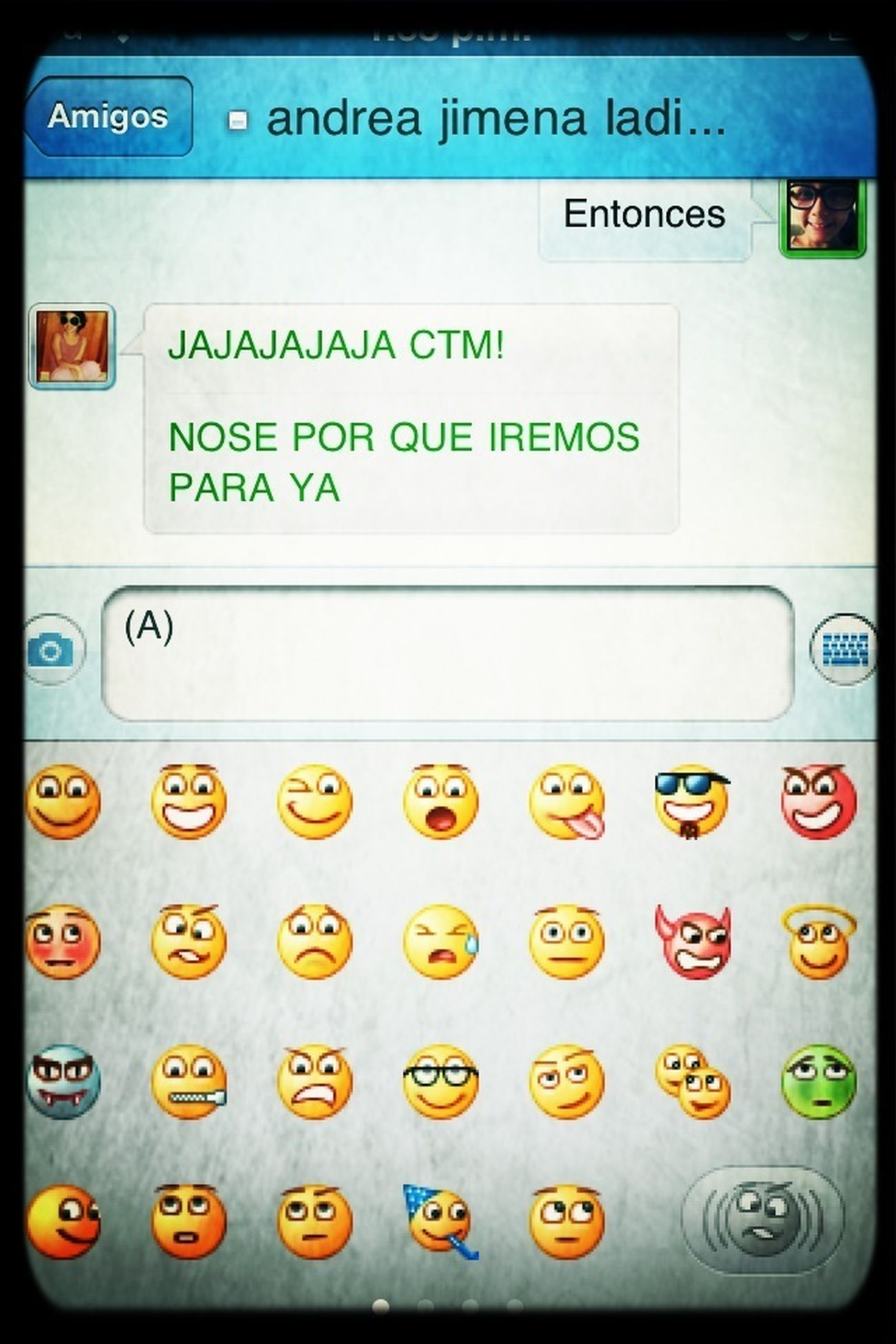 ¡ Chating !