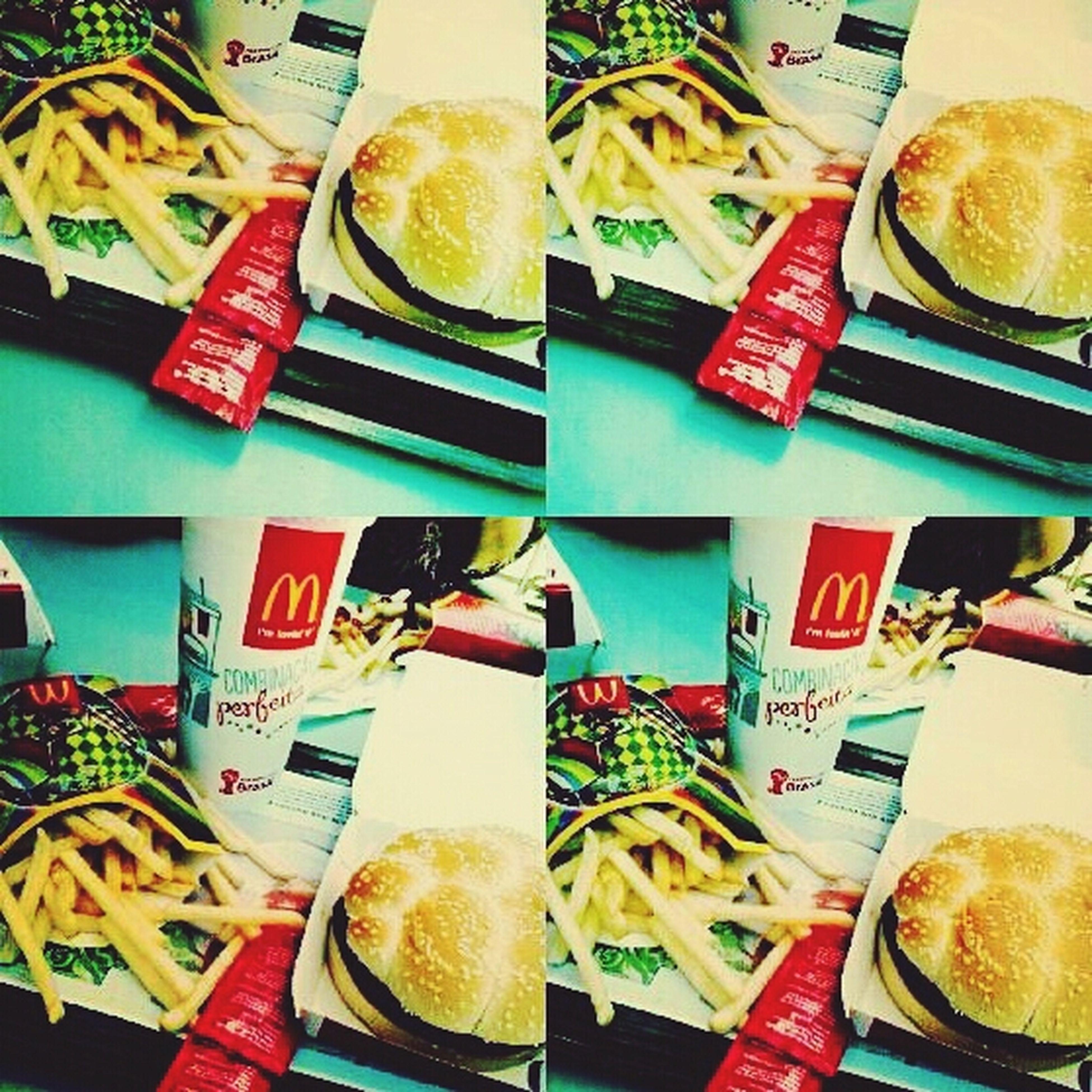 Good food on MAC ♥