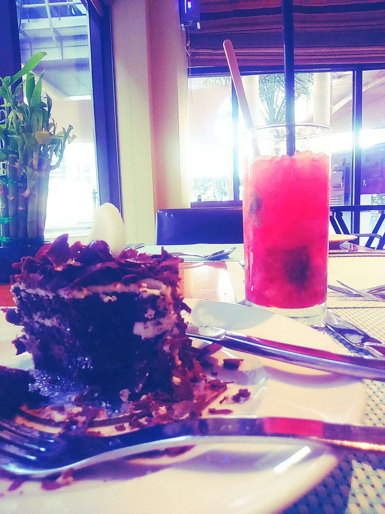 Strawberrymojito Blackforestcake Great Atmosphere Alone Time Coffee Break Dreams And Little Things