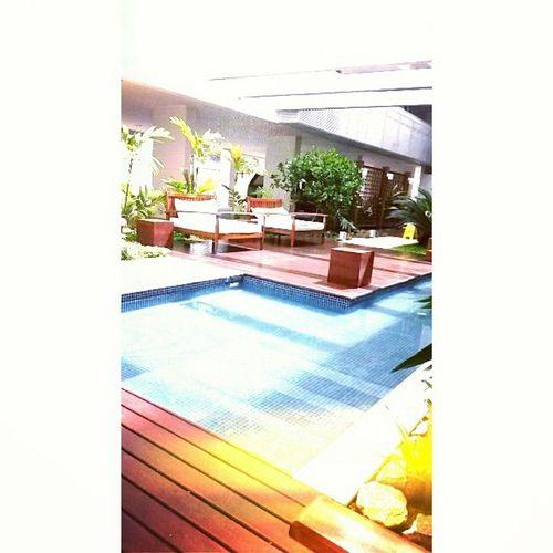 Perfeição Hotel Calmo Piscinas#amo#uhul :3