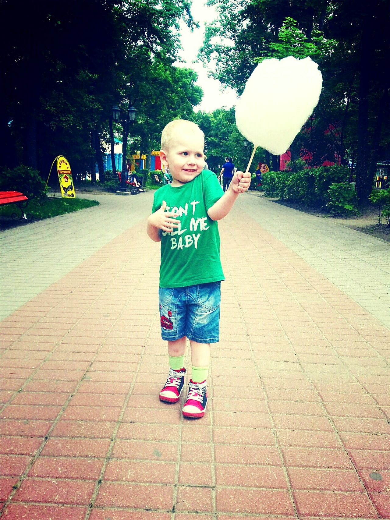 Full Length Baby Childhood One Person Babies Only People Happiness Smiling Babyhood Cheerful Outdoors Day EyeEmNewHere