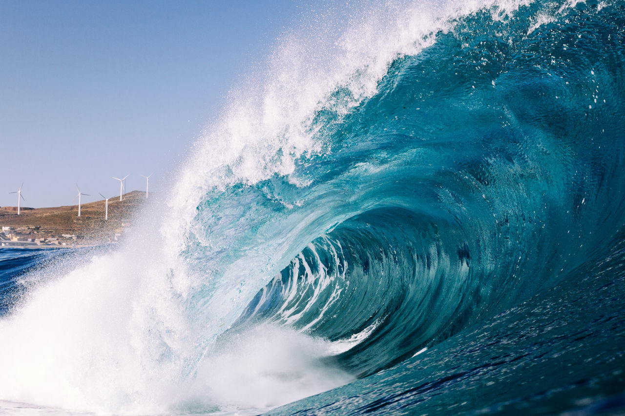 Beauty In Nature Canarias Canary Islands Crash Day Gran Canaria Lifestyles Motion Nature No People Ocean Outdoors Power Power In Nature Sea Splashing Surf Surfing Water Water Photography Wave Wave Waves Waves Crashing Waves, Ocean, Nature