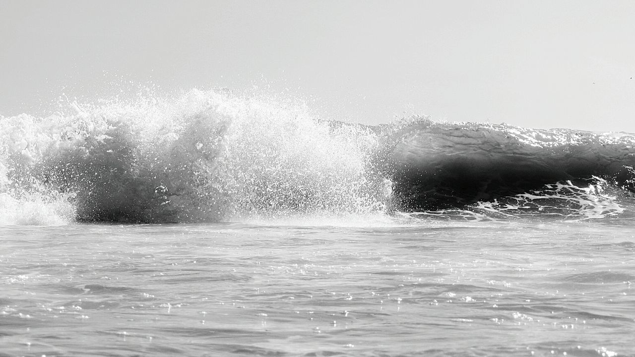 Crashing waves... Waves Crashing Water Splash Black & White Black&white Monochrome Blackandwhite Photography Monochrome_life Watching Waves