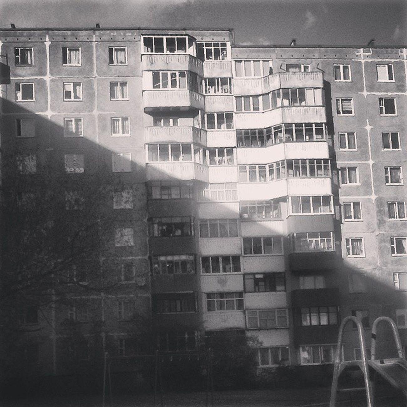 Crazysun Cityminsk Bw Monochrome light diagonal rithm myown