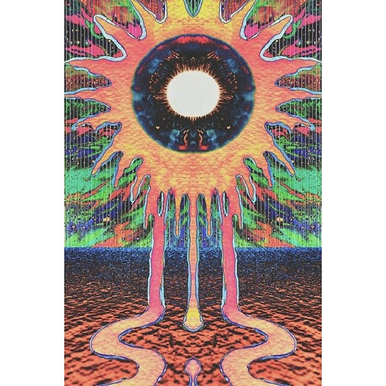 Psy Psyhavoc Psychedelic Psychedelicart Grooveydelika Trippy Lucy Mushrooms