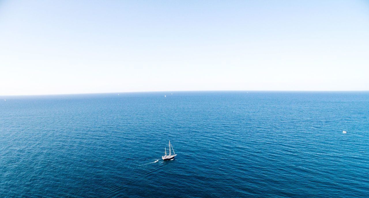 Schiff im Ocean Ship Check This Out Hello World Taking Photos DJI Inspire 1 Dji Aerial Shot ArtWork Sea And Sky Seaside