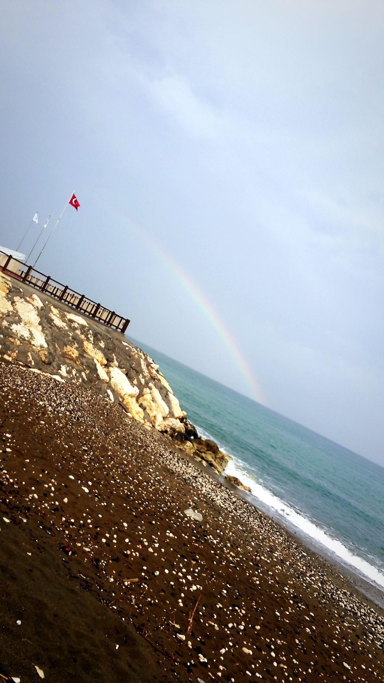 Akdeniz Sea Rain