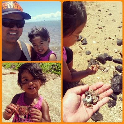 We went treasure hunting today! Success! :-) @choch00 @raynebows07 Alaina33013 Shesmytreasure Daddysgirl Give mewhitehairs lanaimobettah