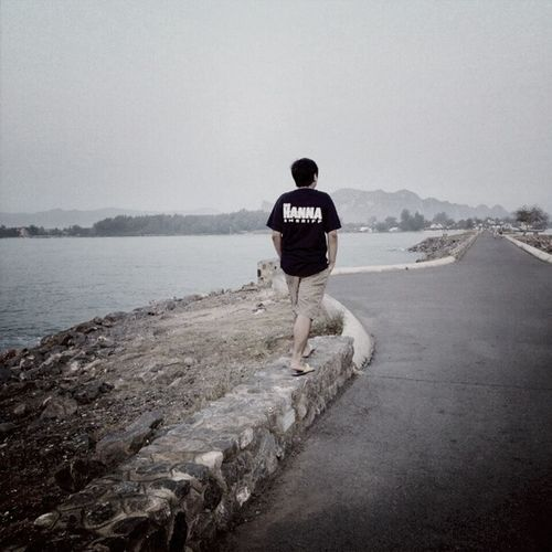 walk to dream walk alone