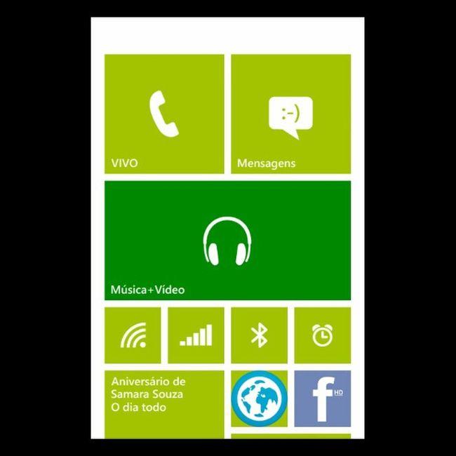 Muito melhor que Ios7 . Sou muito mais Windowsphone8 . É o que acho né.