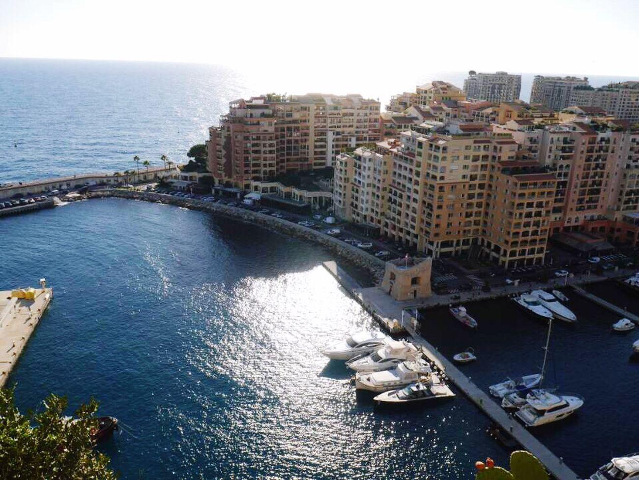 Water City Sea Cityscape No People Architecture Monaco