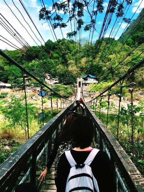 Bridge Nature Trees Riverside Rodriguez, Rizal Philippines Phaicaptures Photograph VSCO VSCOPH
