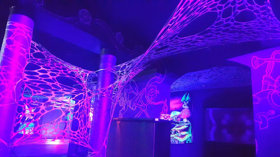 Black Cube Invasion Goa Party Stringart Trippyart Psychedelictrance Partydecorations Psychedelicart Rave
