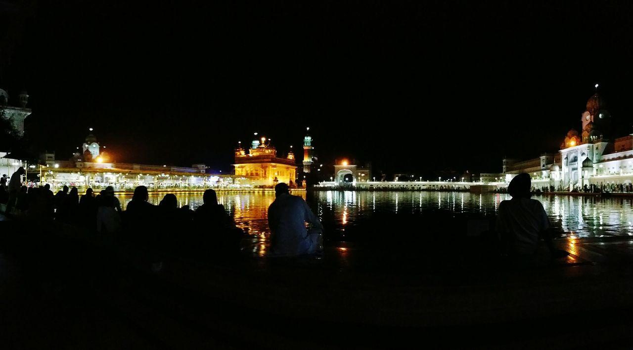 Devotion, India. Golden Temple Amritsar Punjab Amritsar Punjab India Devotion Sikh Sikhism Sikhs Gurdwara Cities At Night Cities Worldwide