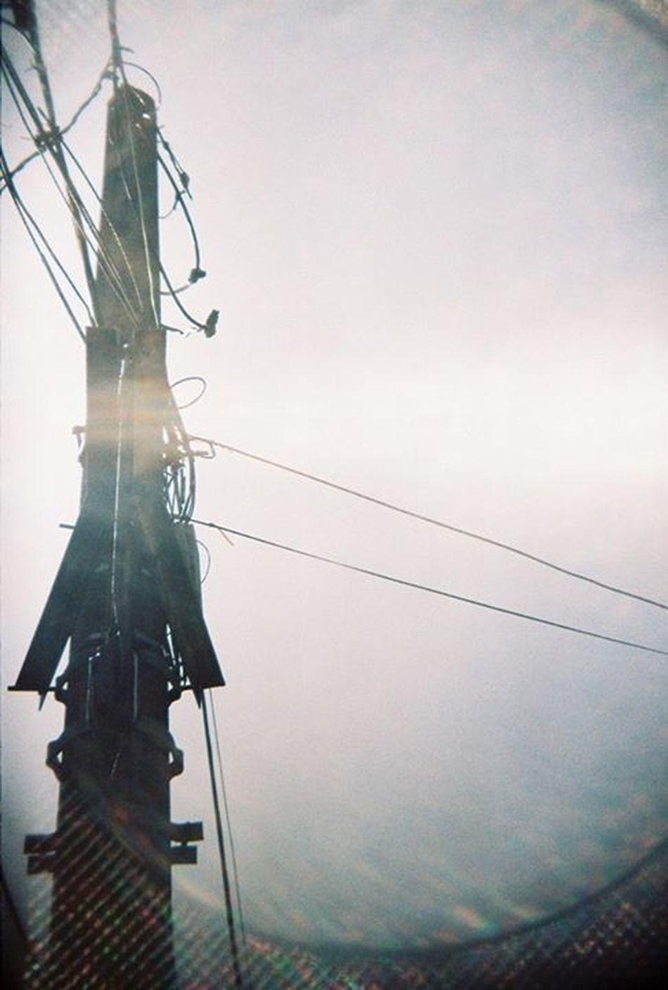 Hatid hatid Morning Light Meralco Holga135bc Electric Lines