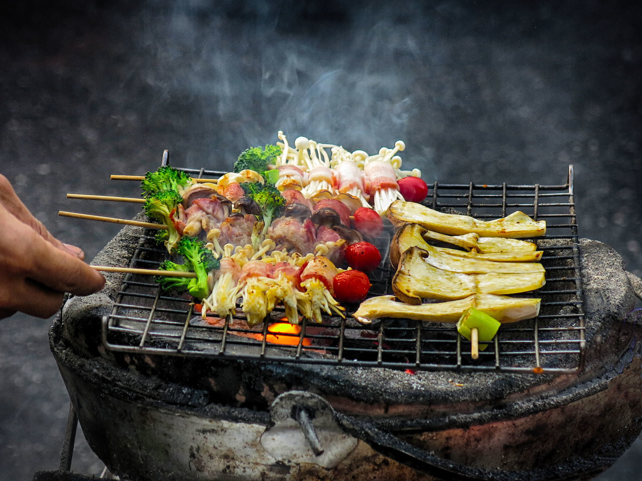 Beautiful stock photos of feuer, Barbecue, Barbecue Grill, Burning, Cooking