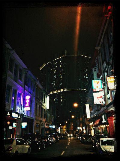 Coffee Nightphotography Tong Ah Eating House 36 Keong Saik Road