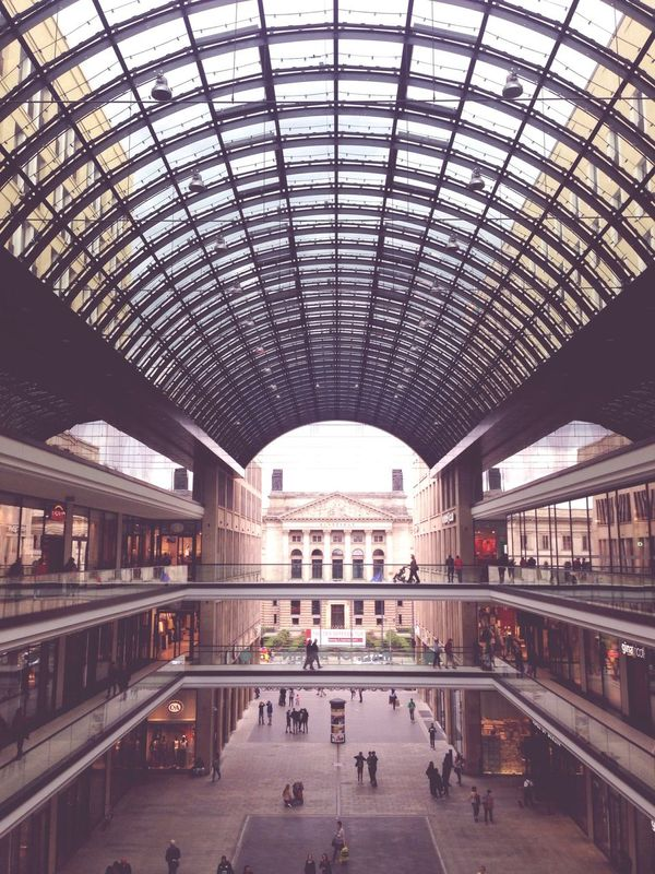 Lp12 Mall Architecture Architecture_collection Shopping ♡ Berlin Amazing Architecture The Architect - 2015 EyeEm Awards Eye4photography  Tadaa Community