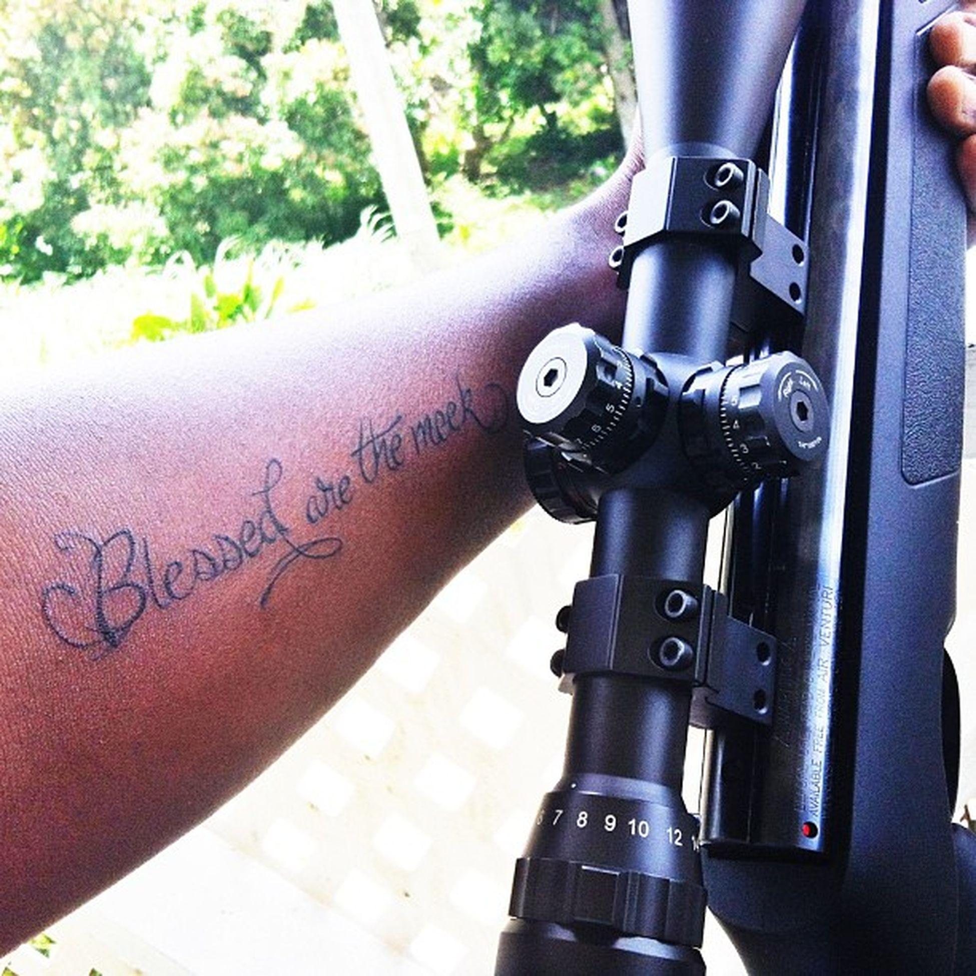 Rifle Gun Hunt Point22 Scope Sniper Mildot German Hw97k Grenada Realtree Camo