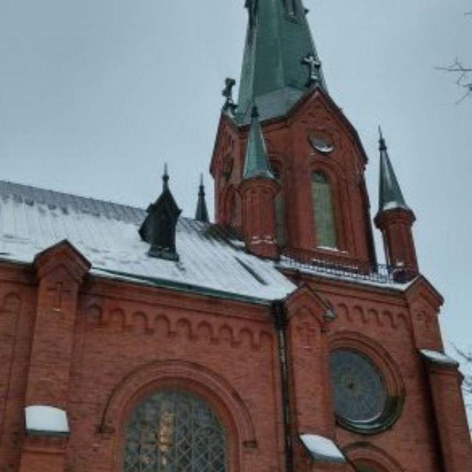 Aleksanterinkirkko Tampere Finland Suomi Alexanderchurch Church Kirkko Ilovetampere Ilovefinland Visittampere Tre