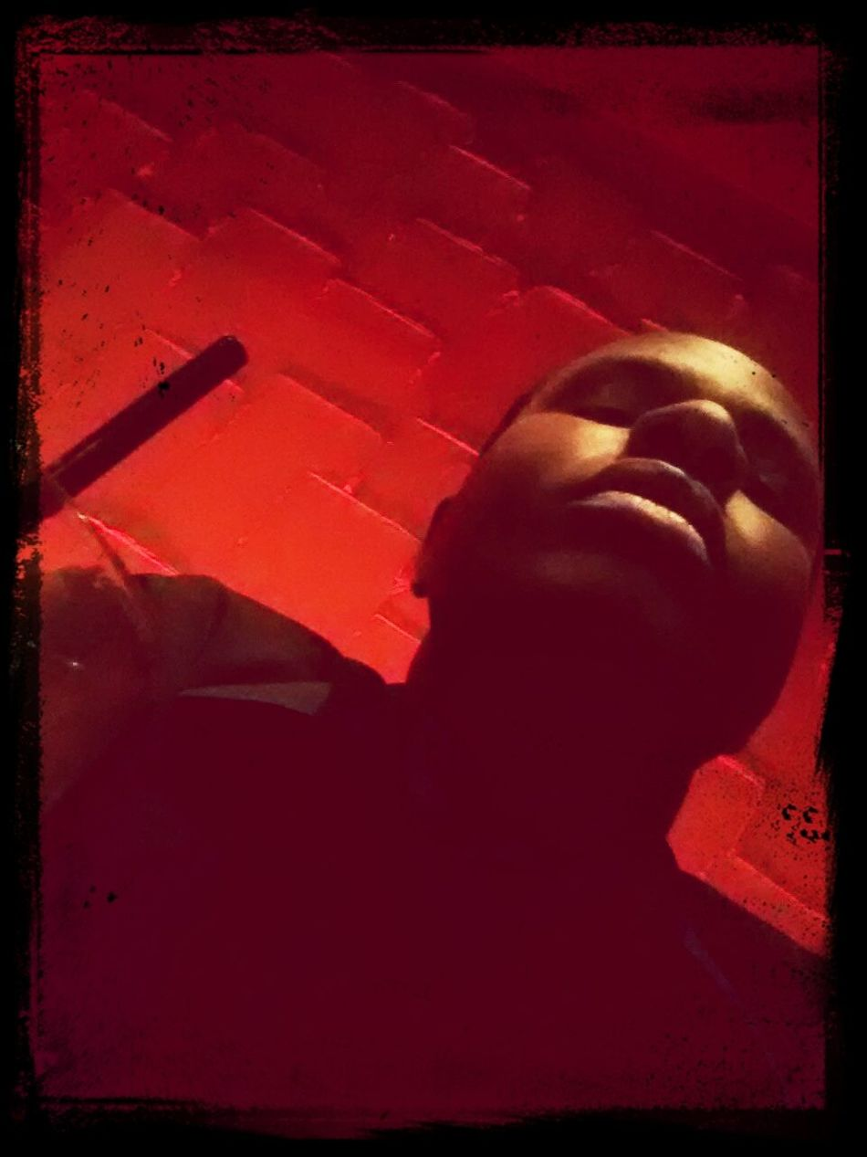 Selfie Mode lol I got Lips for days City Of Lost Angels Blackisbeautiful Yeah...I'm so Vain;-)