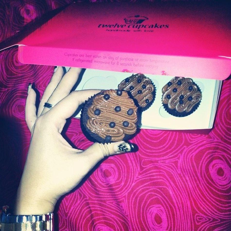 No doubt. . This is the nicest cupcake I've ever tried!!! My baby gonna love this!!! Handmadewithlove By  Twelvecupcakes Chocolatelover nicestdeliciousformybrotherandbabychocolatecupcakesinstalledinstamoodlikeforlikefollowinstapicturesimplylovingitsyukur