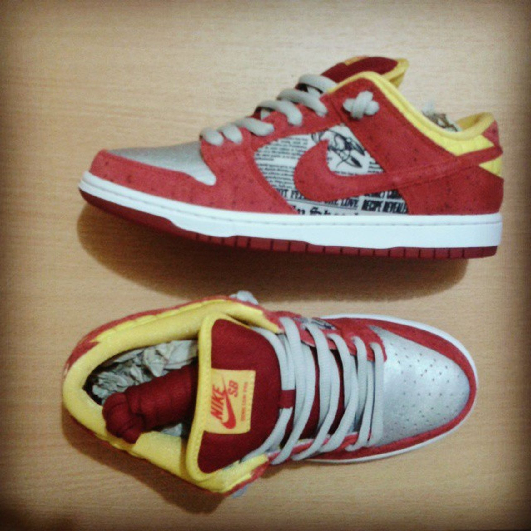 Masterpiece Nikesbdunklow Crawfish Rukus Collection Nikesb Solecollector