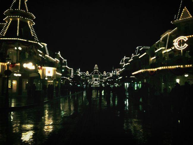 MainStreet by night