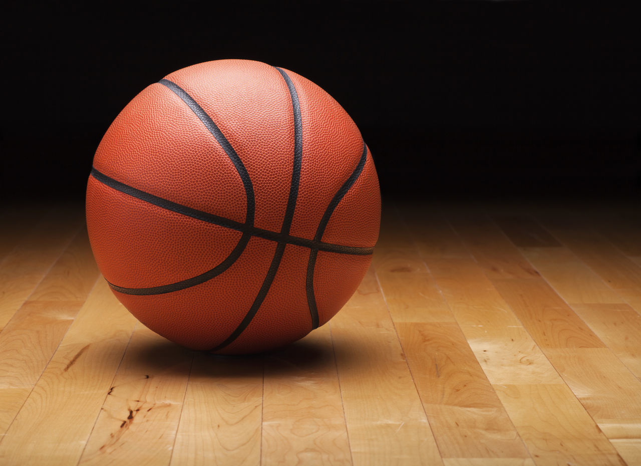 Beautiful stock photos of nacht, Ball, Basketball - Ball, Basketball - Sport, Close-Up