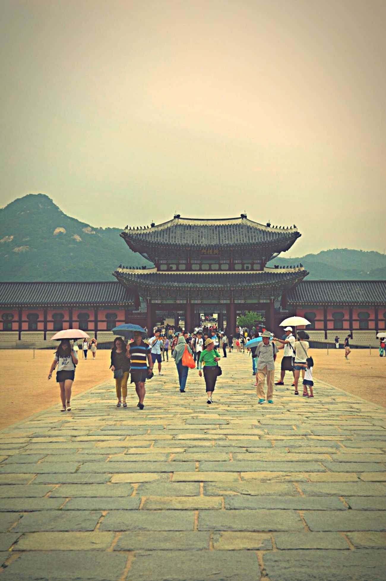 Holiday Traveling Seoul,Korea Gyeongbukgong 2014