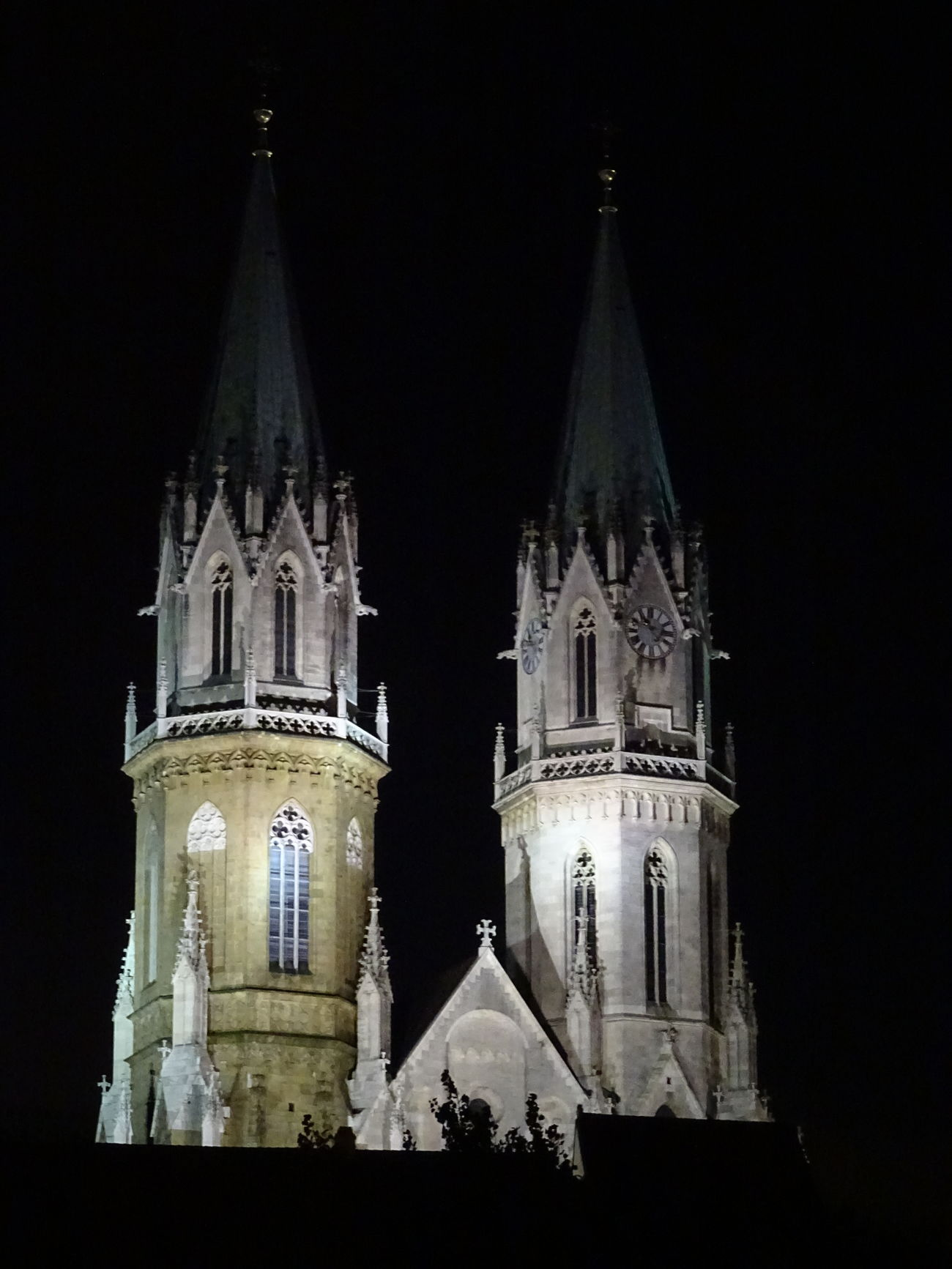 Architecture Building Exterior Built Structure Church History Night Place Of Worship Religion Sky